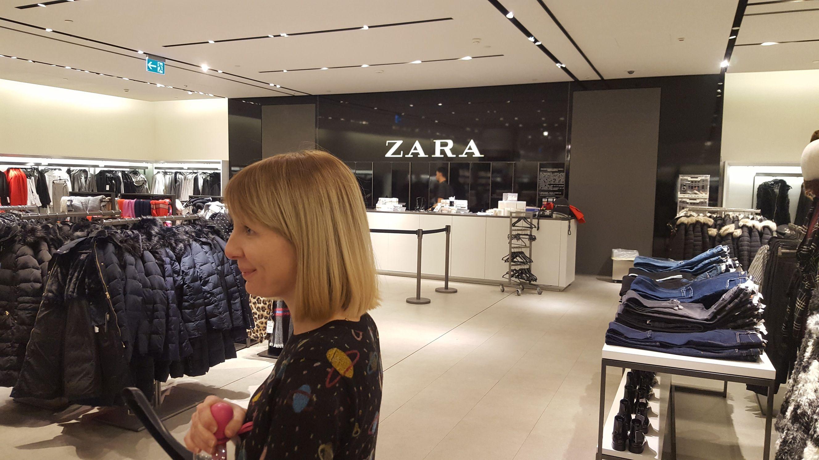 Divatmenedzsment Műhely – Látogatás az Inditex zászlóshajójánál a Zara  Westend üzletében cbf4ffea38